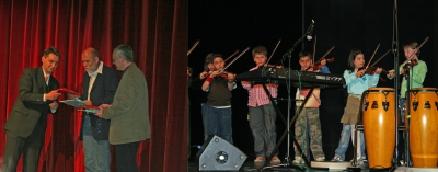 Preisverleihung und Konzert im Altonaer Theater