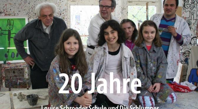 20 Jahre Louise Schroeder Schule und Die Schlumper