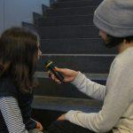 Interviews während der Kurzzeit Foto: Schülerzeitung